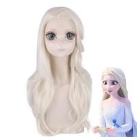 Wig Rambut Elsa Frozen 2 / Wig Anak Elsa Frozen2 CW18