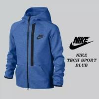 Sweater nike tech sport pria / jaket nike