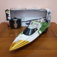 Rc Boat - Mainan Perahu Remote Control - Rc Speed Boat
