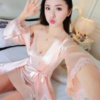 Kimono Tidur Bajuridur Baju Wanita Sonya Sleepwear Kimono Cewek Murah