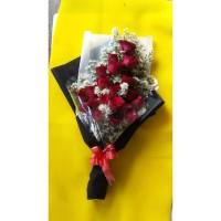 jual bunga mawar asli di wilayah bandung