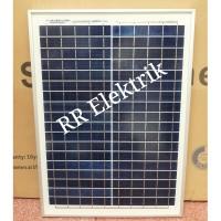 Solar Panel Solar Cell Panel Surya GH 20wp Polycrystalline 20 Wp