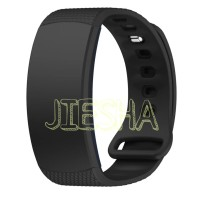 STRAP SILIKON SILICONE CONNECTOR SAMSUNG GEAR FIT 2 PRO TALI JAM