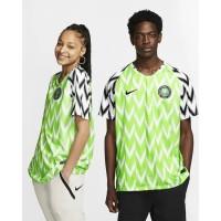 Jersey Bola Nigeria Home 19/20 Grade Ori Futsal Piala Dunia World Cup