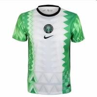 Jersey Bola NiGERiA HOME 20/21 Grade Ori Futsal Baju iNDONESiA AFRiKA