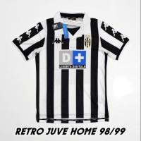 Jersey Bola RETRO KLASiK JUVENTUS HOME 99/00 Grade Ori 1999 2000 Dplus