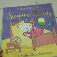 Hello Kitty Fairy Tale Story Book