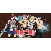Film Anime Fairy Tail Complete series