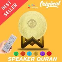 7 Color Speaker Murottal Alquran +Lampu Hias Lampu Tidur +Speaker