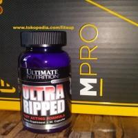 Ultra Ripped FAF 90caps obat diet ampuh