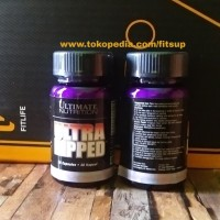 Ultra Ripped FAF 30caps fatburn pembakar lemak obat kurus