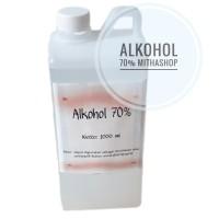 Alkohol 70 % Hand Sanitizer Uk. 1 liter
