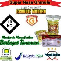 pupuk organik supernasa granule nasa - granul nasa