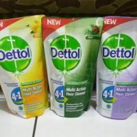 Cairan Pembersih Lantai DETTOL Antiseptik Disinfektan 700 ML