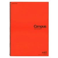 Sketchbook (umum / untuk penggunaan akademis) / Orange cover B4 vertik