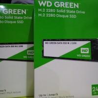 M2 WD GREEN 240 GB