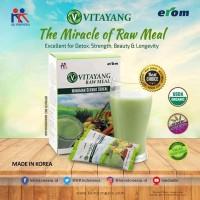 Vitayang Raw Meal - Halal dan Original