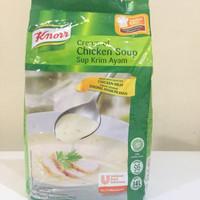 Knorr Cream of Chicken Soup| Sup Krim Ayam 1kg