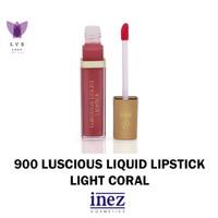 INEZ - 900 Luscious Liquid Lipstick Light Coral LVSSHOP