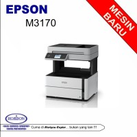"Mesin Fotocopy Epson M3170"""