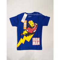 Kaos Anak Super Hero - 2