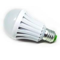 TERLENGKAP///// Taff LED Bulb Light E27 9W with Touch Sensor/Lampu