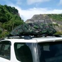 NEW cover roof rack tutup bagasi atas mobil