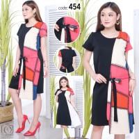 BYDAY - 454 Dress Pendek / Mini Dress / Tunik / Casual Dress