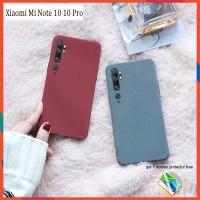 Xiaomi Mi Note 10 10 Pro Soft Case Matt Silicone Ultra Slim