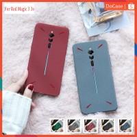Red Magic 3 3s Soft Case Full Cover Matt Silicone Slim Case Covers