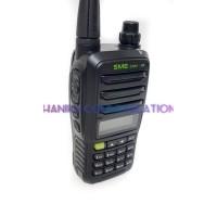 SME COM 338 HT UHF 400-470 MHz Garansi Resmi Single Band Two Way Radio