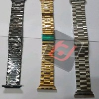 Strap tali jam besi 3 block Apple watch 42mm [TCM04]