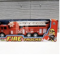 Mna592 Mainan Anak Mobil Pemadam Kebakaran Fire Trucks