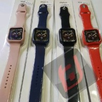 Tali jam strap karet apple watch iwatch 44mm [TCM04]