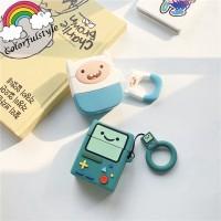 COLO Adventure Time Treasure Doll Silicone Headset Cute Silicone