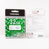 PROMO Flashdisk TOSHIBA HAYABUSA 32GB 32 GB Flashdrive MURAH