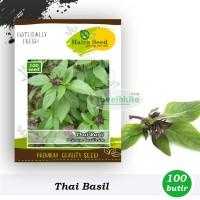 Benih-Bibit Thai Basil (Haira Seed)