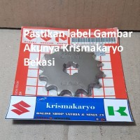 Gear Depan Satria Hiu & Lumba Sgp