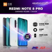 Xiaomi Redmi Note 8 Pro 6/64 GB Garansi Resmi 1 Tahun