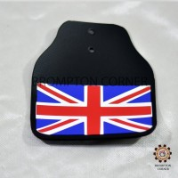 Aksesoris Sepeda Brompton - Synthetic Leather Front Mud Flap B9