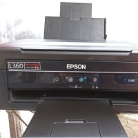 Printer epson kosongan L360