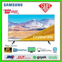 SAMSUNG TV   UA43TU8000KXXD   CRYSTAL UHD 4K SMART TV [43 Inch]