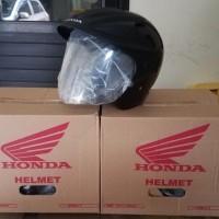 Helm Honda HMJ-1 HMJ 1 Baru, Ori, Helm Half Face SNI Box Ori