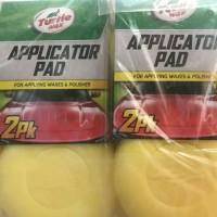 Turtle Wax Applicator Pad / Busa Wax / Wax Mobil Detailing
