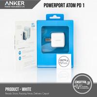 Anker PowerPort Atom PD 1 30W Fast Charging iPhone iPad MacBook Type C