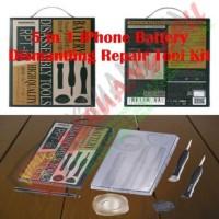5 in 1 iPhone Battery Dismantling Repair Tool Kit - Malang