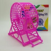 Mainan Hamster - Sugar Glider Sweet Rolling
