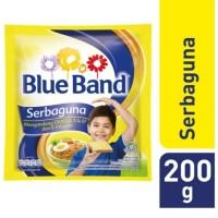 BLUE BAND SERBAGUNA MARGARINE 200G