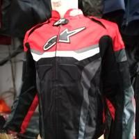 jaket alpinestars wearpack touring motor bikers balap moto gp punuk