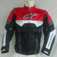 Jaket alpinestars celer brutal touring motor bikers safety wearpack